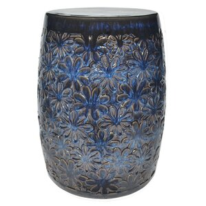 Harding Flower Garden Stool  sc 1 st  Wayfair : ceramic garden stool uk - islam-shia.org