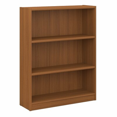 Ebern Designs Kirkbride Standard Bookcase Finish: Royal Oak