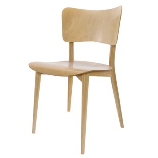 Bill Slid Wood Dining Chair