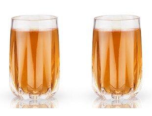 40e1d94cd9c Raye™ Crystal Cactus 2 oz. Shot Glass (Set of 2)