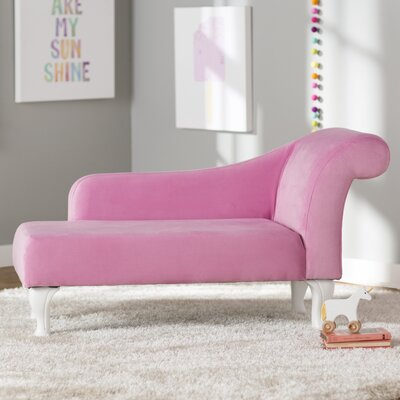 Viv + Rae Leslie Kids Chaise Lounge | Wayfair