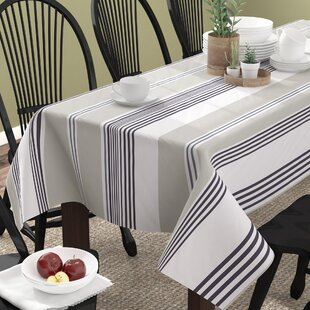 Delicieux Hornsby Rectangular Cotton Tablecloth