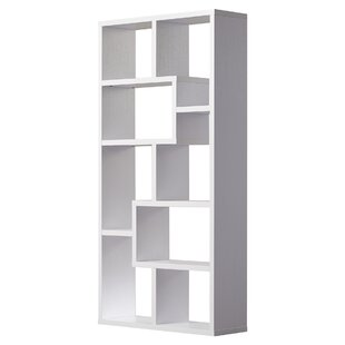 allmodern bookcase modern bookcases furniture designs etagere chrysanthos white contemporary