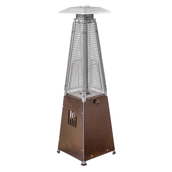 9 500 Btu Propane Tabletop Patio Heater