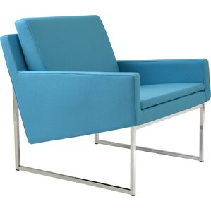 Nova Sled Lounge Chair by sohoConcept