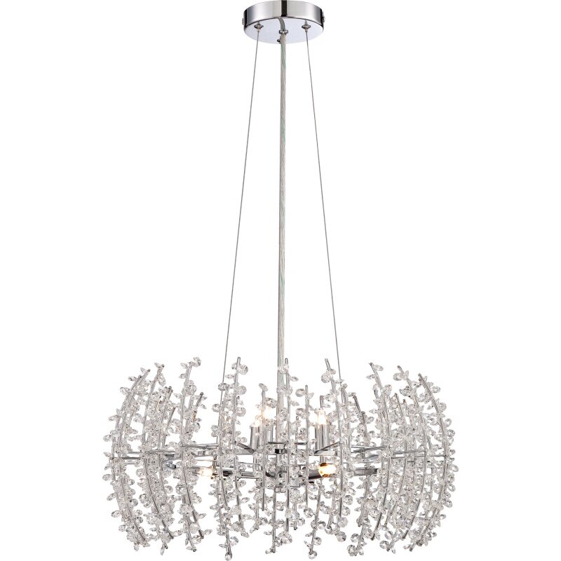 Viggo 6 light foyer pendant
