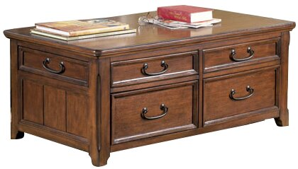 Marvelous Darby Home Co Mathis Coffee Table Trunk With Lift Top Andrewgaddart Wooden Chair Designs For Living Room Andrewgaddartcom