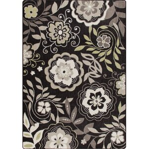 Mix and Mingle Night Bloom Garden Passage Rug