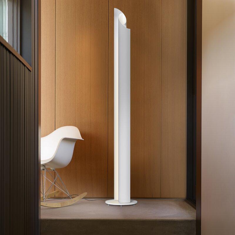 Pablo designs vella 73 column floor lamp wayfair vella 73 column floor lamp aloadofball Images