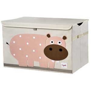 Hippo Toy Box