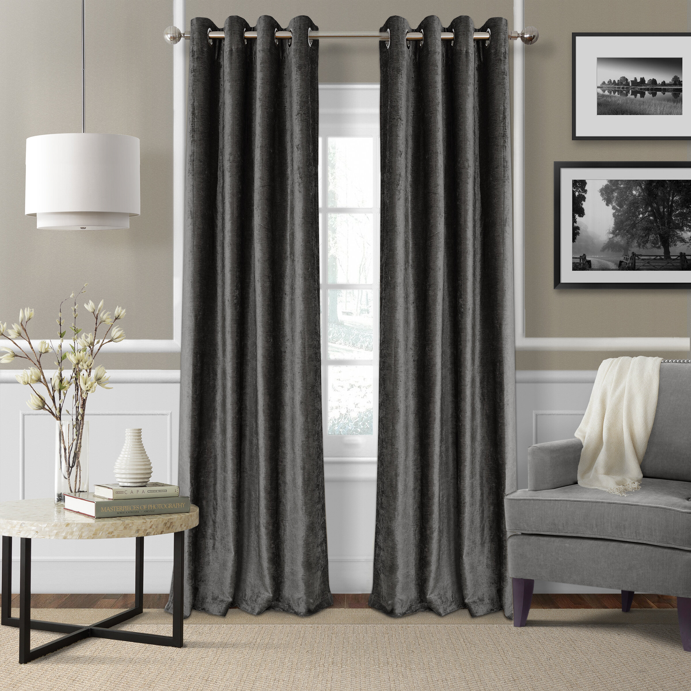 window buy next uk online pin tone the from band eyelet shop sequin curtain curtains