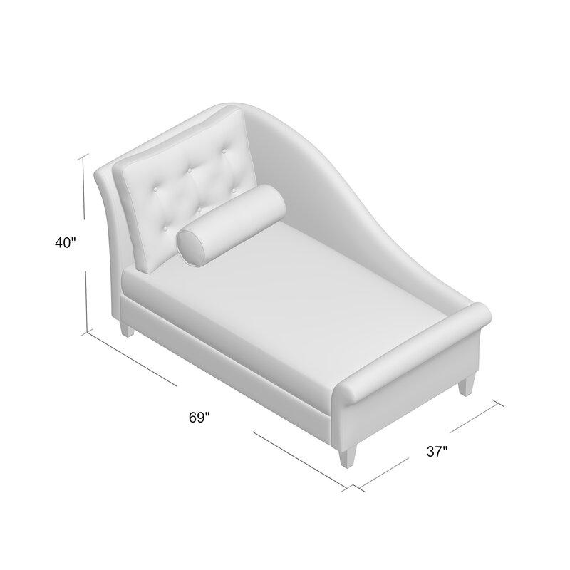 Haddon Chaise Lounge & Reviews