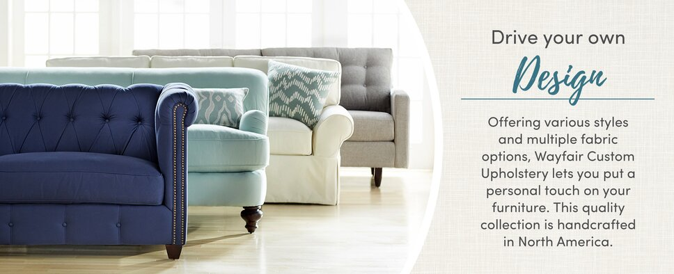Wayfair Custom Upholstery You Ll Love Wayfair Ca