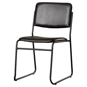 Black Stackable Chairs stacking chairs you'll love | wayfair