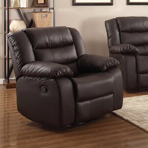Casta Modern Manual Rocker Recliner