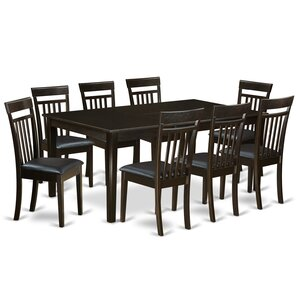 Henley 9 Piece Dining Set by East West Furniture