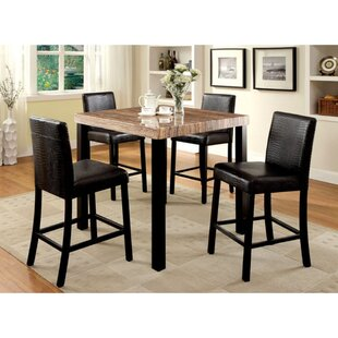 Johanson 5 Piece Dining Set