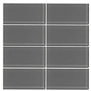 3 X 6 Gl Subway Tile In Taupe Gray