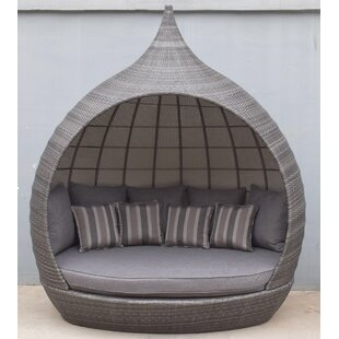 Pearl Daybed with Cushions by Hokku Designs