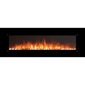 OnyxXL Wall Mount Electric Fireplace by Touchstone