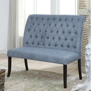 Tomasello Transitional Bench by Darby Home Co