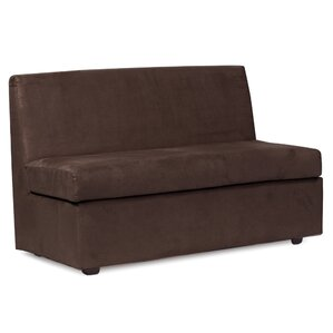 Mattingly Box Cushion Loveseat Slipcover by Red Barrel Studio