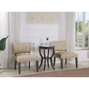 Beckham 3 Piece Dining Set