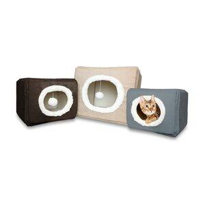 Cozy Cube Cat/Dog Pet Bed