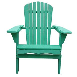 Beau Green Adirondack Chairs