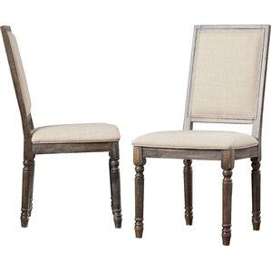 French Country Kitchen  Dining Chairs Youll Love Wayfair - French country chairs