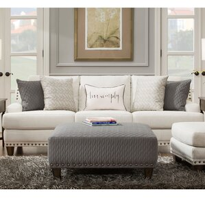 Guerro Stationary Sofa by Darby Home Co