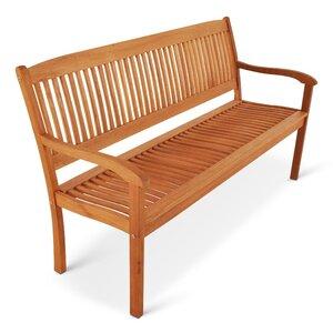 Gartenbank Moro aus Holz von SAM Stil Art Möbel GmbH