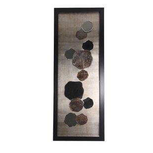 Metal Framed Floor Mirror | Wayfair