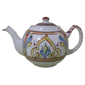 Salvena Stoneware Teapot