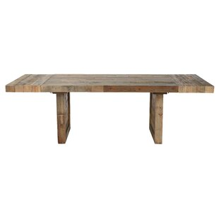 Abbey Extendable Solid Wood Dining Table