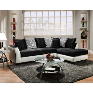 dilorenzo 2piece sectional