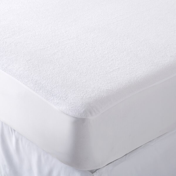 home fashion designs lexia premium deep pocket fitted waterproof mattress protector u0026 reviews wayfair