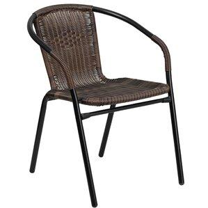 lloyd flanders grand traverse patio dining chair with cushion