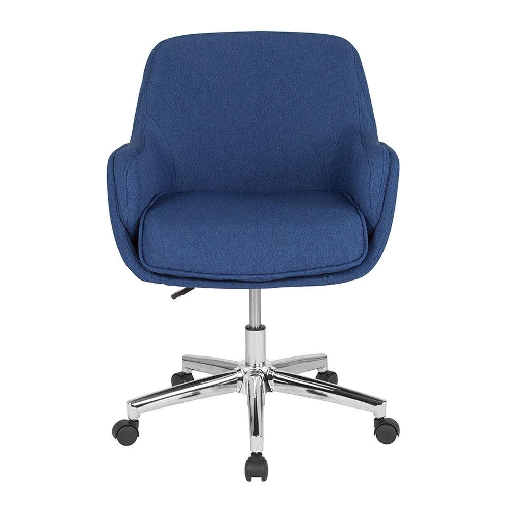 Orren Ellis Fusco Upholstered Mid Back Task Chair Wayfair