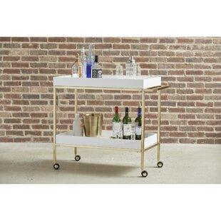 Alfonso Bar Cart