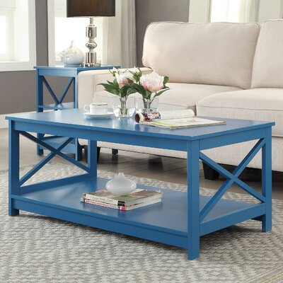 Blue Coffee Tables You Ll Love In 2019 Wayfair