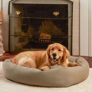 Max Rectangle Indoor/Outdoor Bumper Dog Bolster
