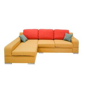 Angled Corner Sectional Sofa Wayfair