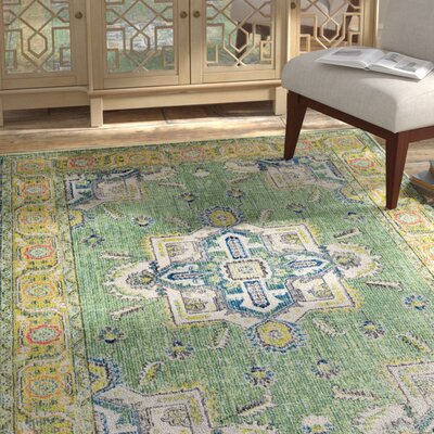 Green Polypropylene Area Rugs You Ll Love In 2019 Wayfair