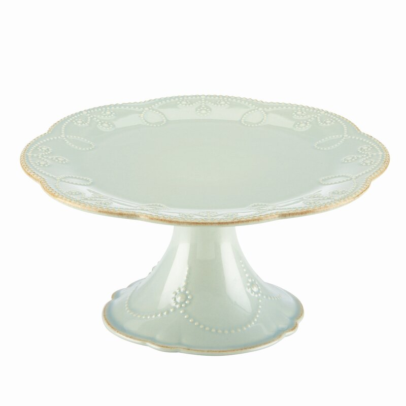 French Perle Cake Stand
