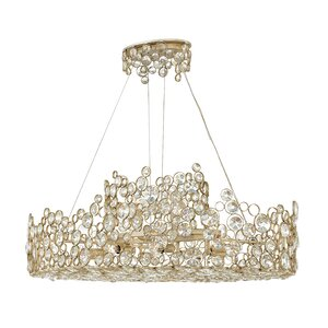 Corinna 9-Light Drum Chandelier