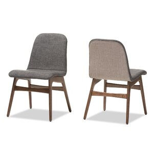 Agathon Parsons Chair (Set of 2) by Latit..