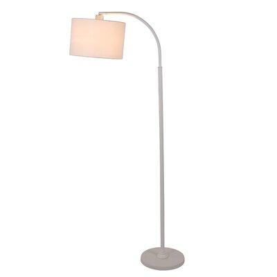 White Amp Cream Floor Lamps You Ll Love In 2019 Wayfair