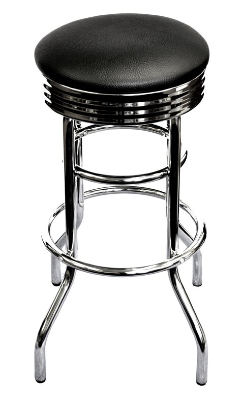 Trinity 30 Quot Swivel Bar Stool Amp Reviews Wayfair