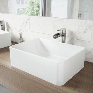 Granite Stone Bathroom Sinks At Great Prices Wayfair